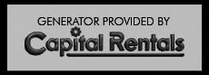 Capital rentals